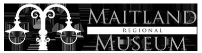 Maitland Regional Museum Logo