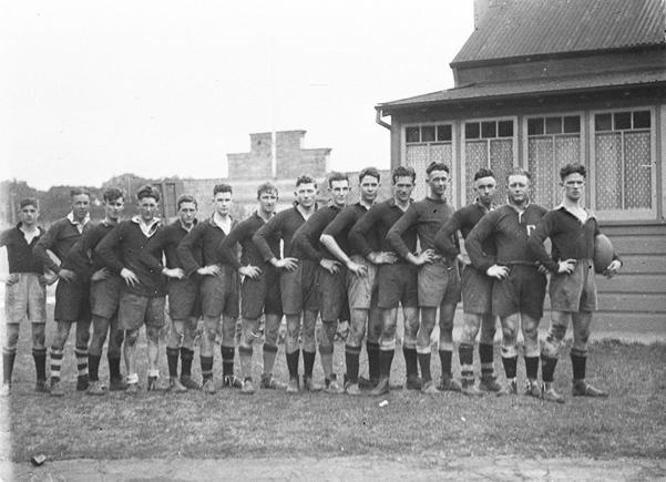 Maitand Sporting History