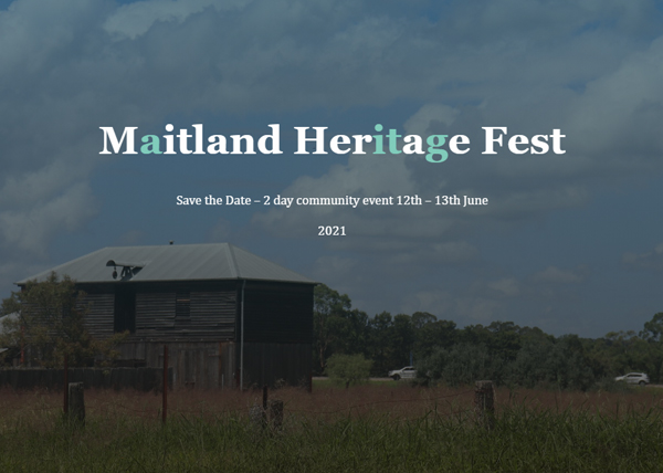Maitland Heritage Festival